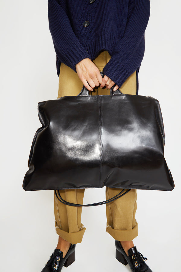 Martiniano Padua Bag in Black
