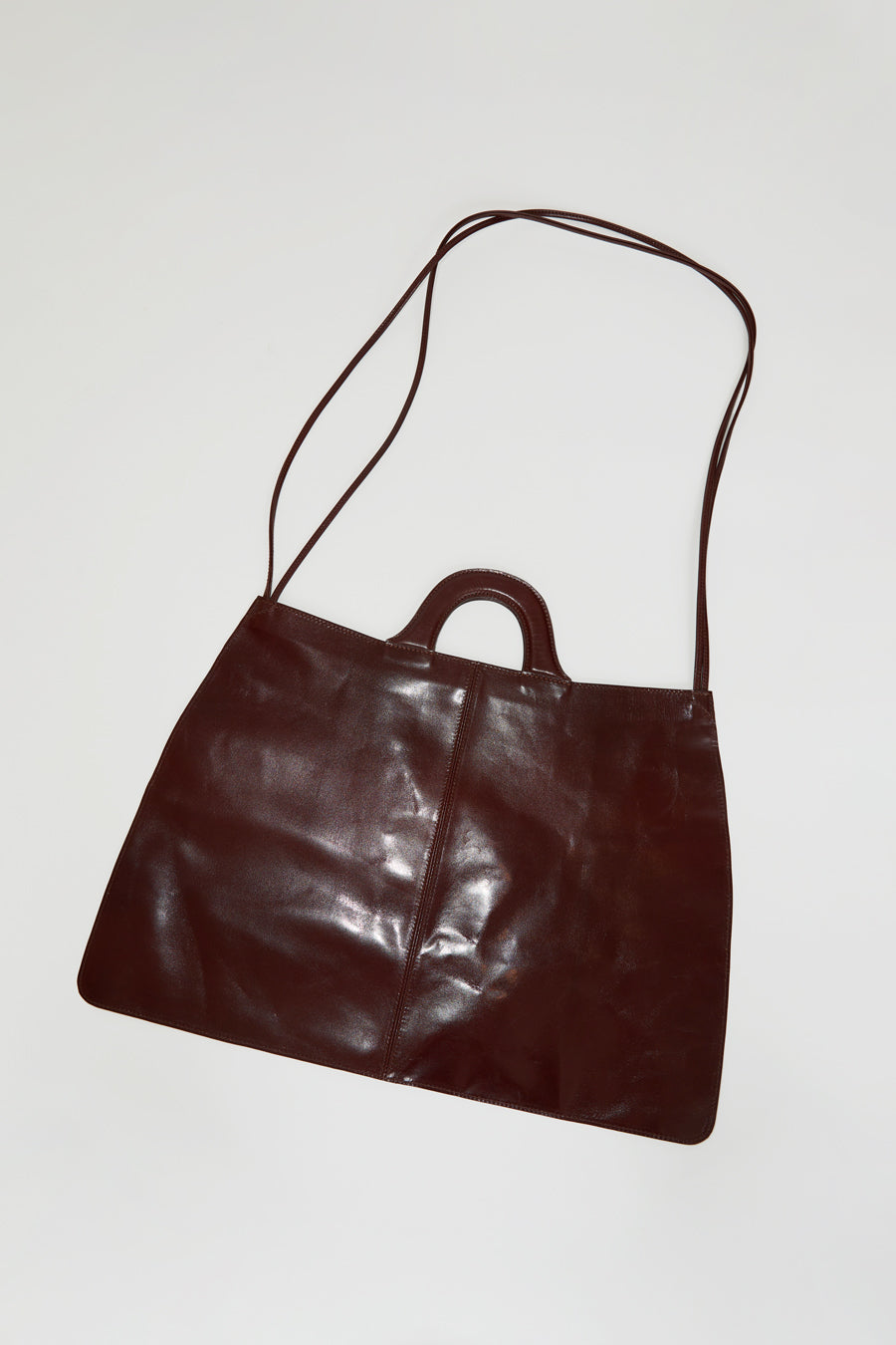 Martiniano Padua Bag in Oxblood