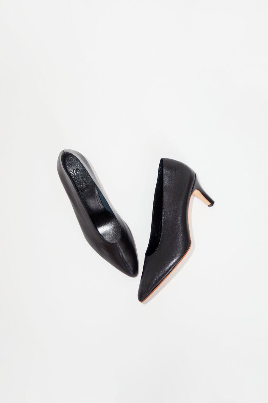 Martiniano Party Heel in Black