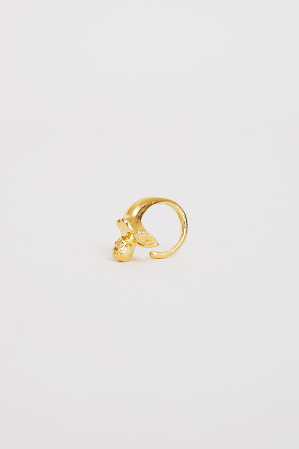 Mondo Mondo Angel Ring in 18K Gold Vermeil