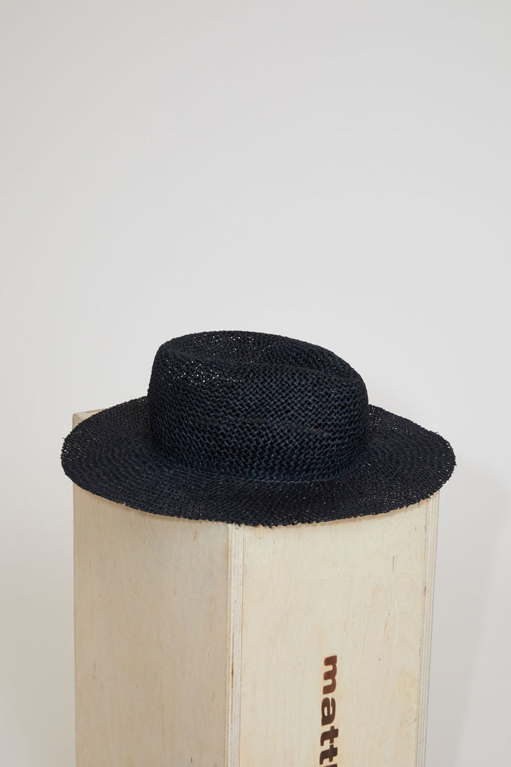 Image of Muhlbauer Duke Rix Hat in Black
