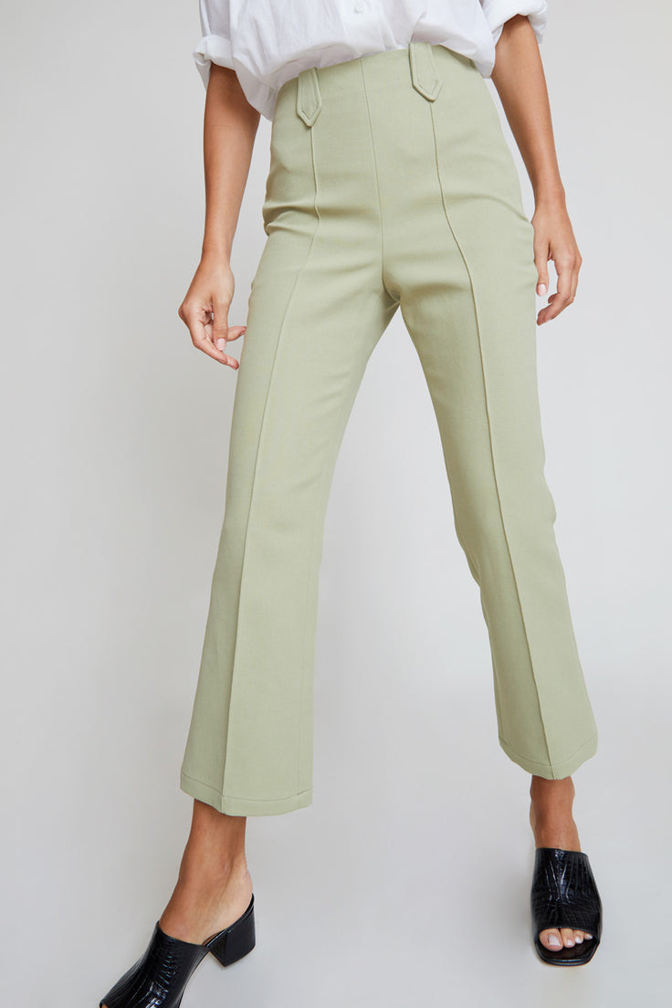 Image of No.6 Casino Pant in Mint