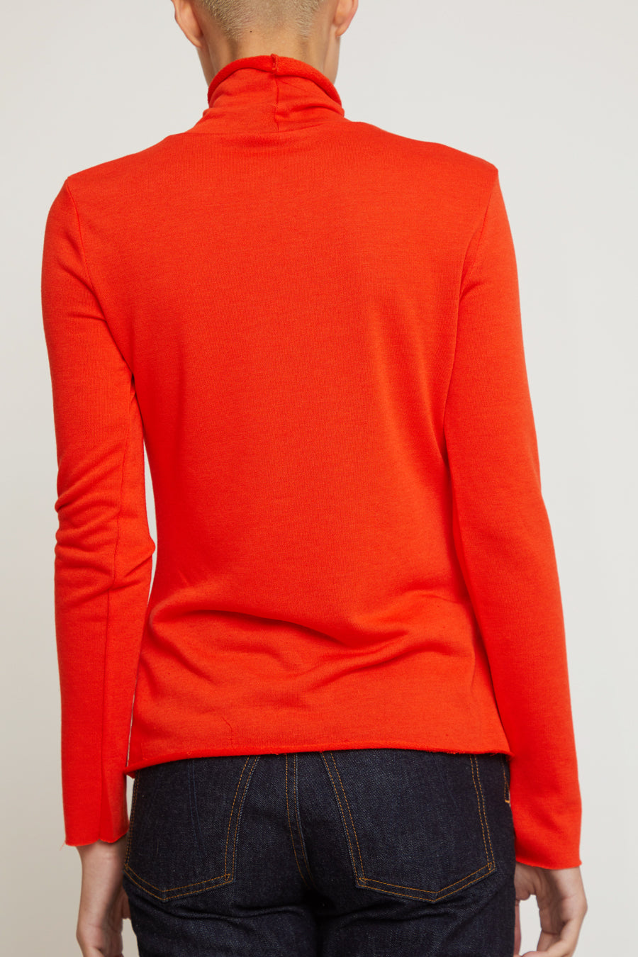 No.6 Gloria Turtleneck in Red