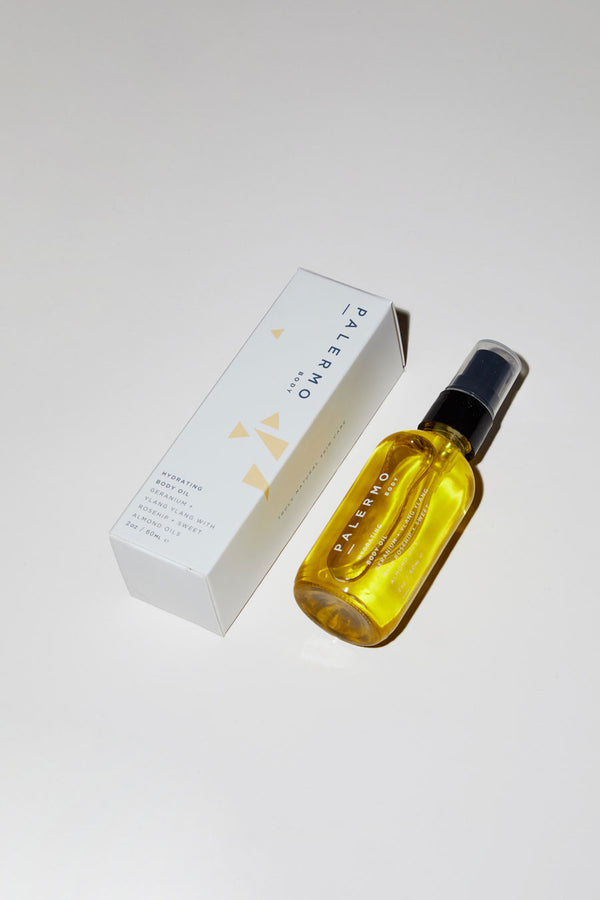 Palermo Body Hydrating Body Oil