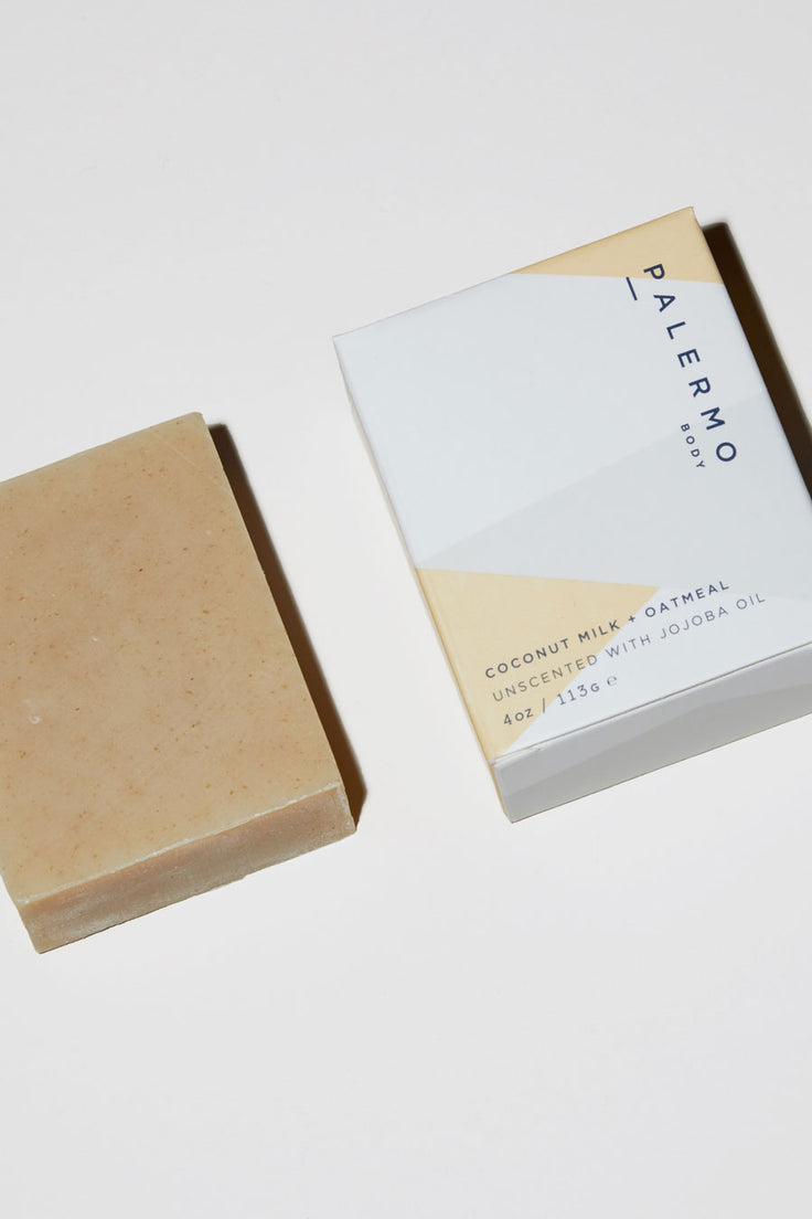 Image of Palermo Body Coconut Milk & Oatmeal Soap