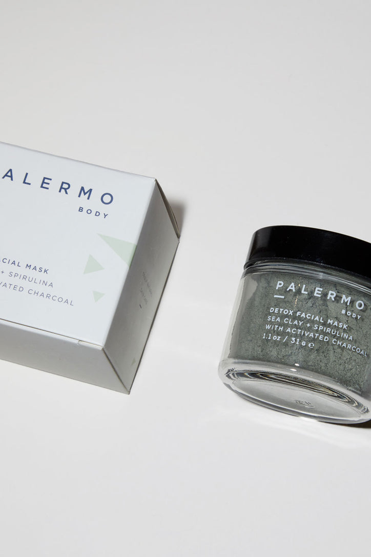 Image of Palermo Body Detox Facial Mask