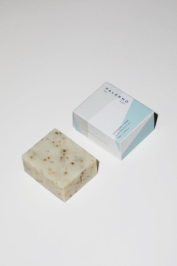 Image of Palermo Body Lavender & Sage Soap