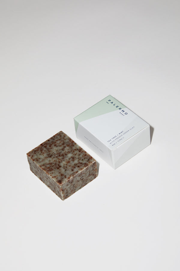 Palermo Body Tea Tree & Mint Soap