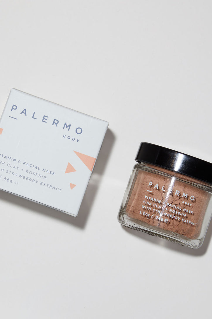 Image of Palermo Body Vitamin C Facial Mask