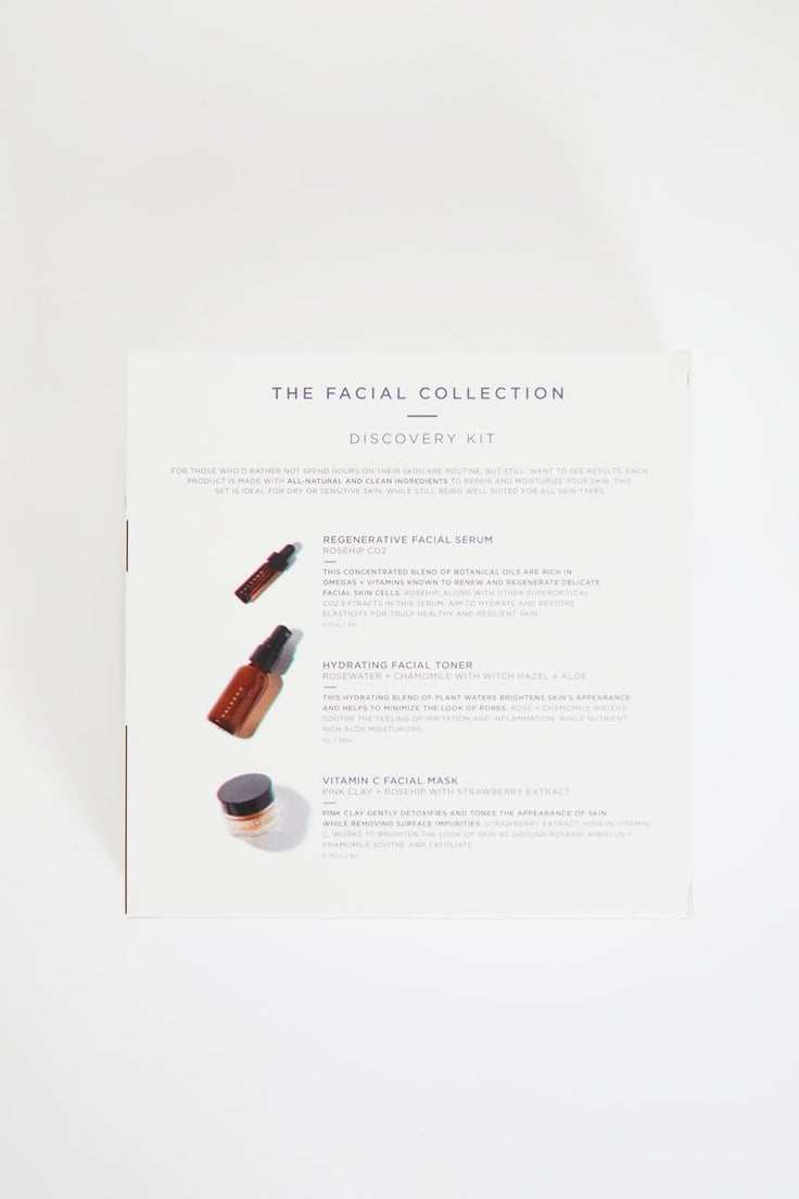 Image of Palermo Body Facial Discovery Kit