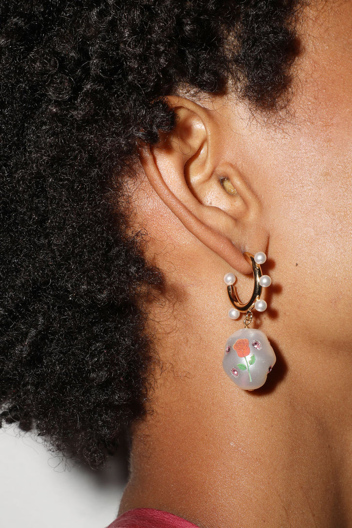 Image of Safsafu Jelly Beans Earrings