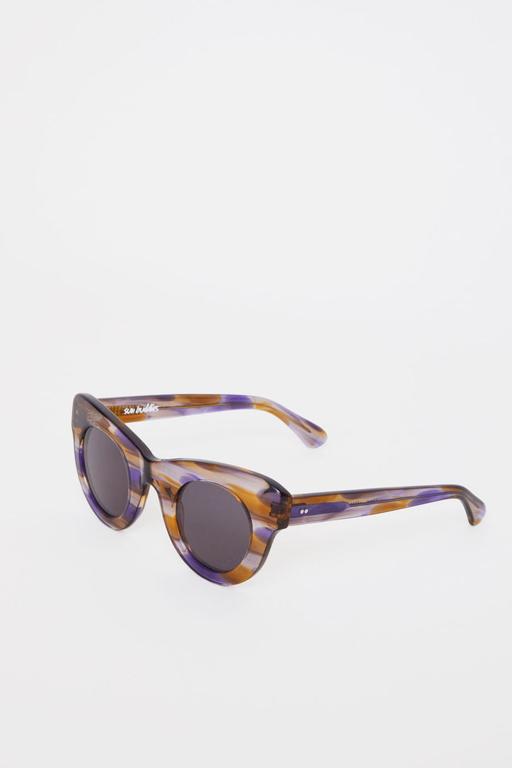 Image of Sun Buddies Uma Sunglasses in Lava Lamp