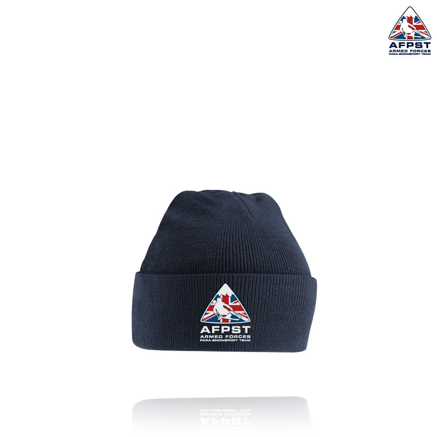 AFPST - Armed Forces Para-Snowsport Team Beanie