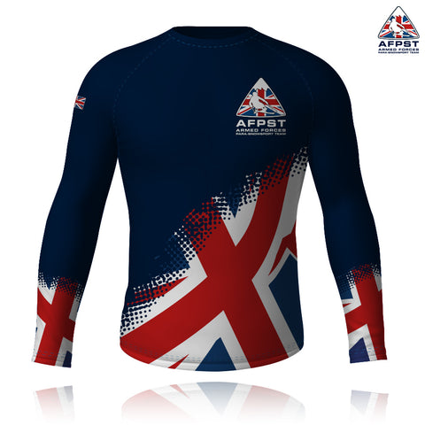 AFPST - Armed Forces Para-Snowsport Team Long Sleeve Tech Tee