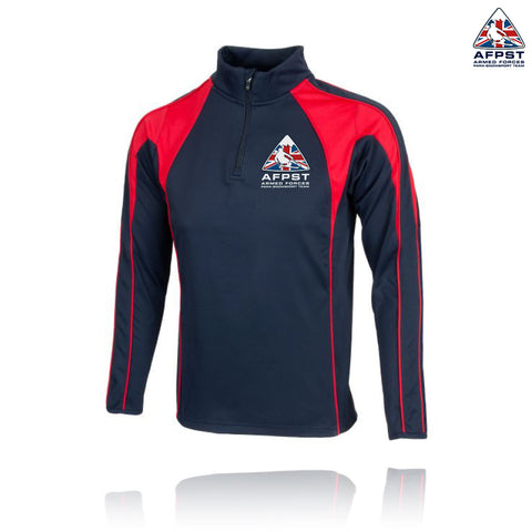 AFPST - Armed Forces Para-Snowsport Team Midlayer Top