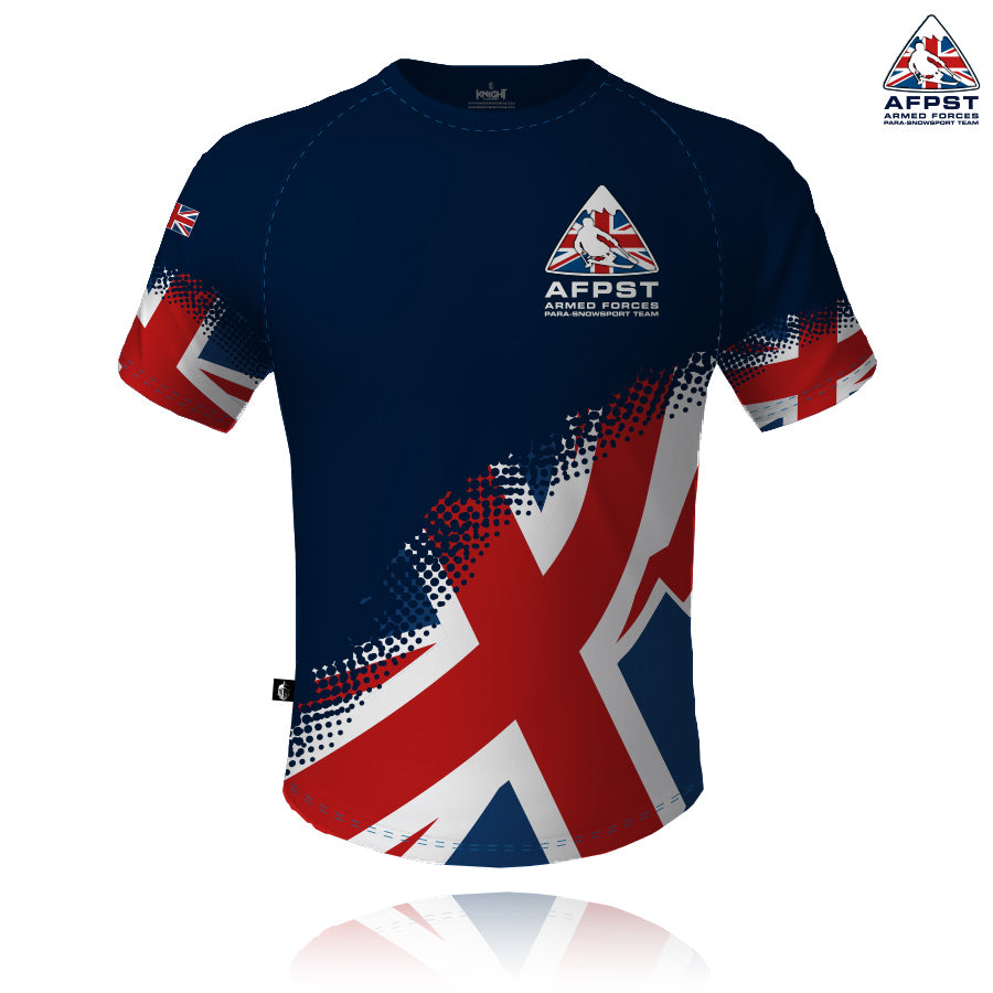 AFPST - Armed Forces Para-Snowsport Team Tech Tee