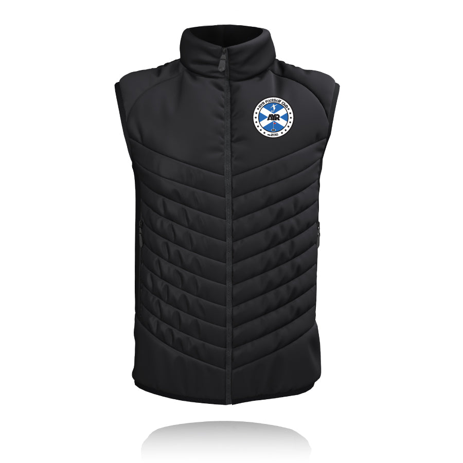 Ayr Footgolf Club 2020 - Gilet