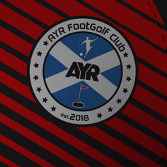 Ayr Footgolf Club 2020 - Tech Polo