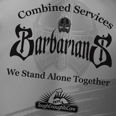 Barbarians Combined Services Supporters 2020 - Tech Vest