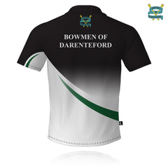 Bowmen Of Darenteford Tech Polo Left