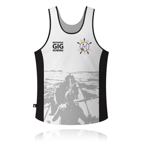 BRNC Rowing Team Tech Vest
