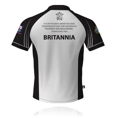 BRNC Rowing Team Tech Polo Shirt