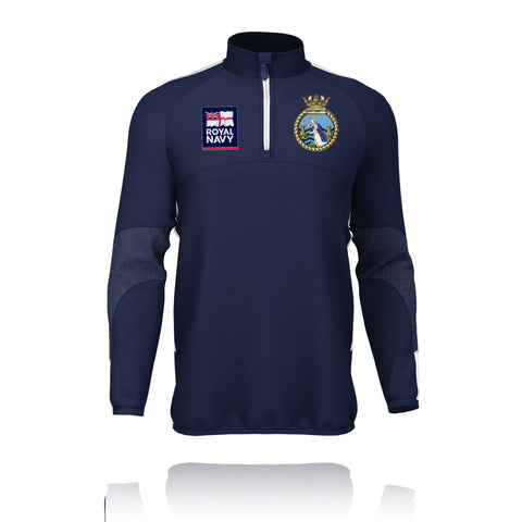 BRNC Sailing Team Midlayer
