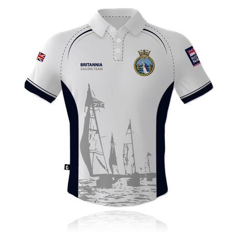 BRNC Sailing Team Tech Polo Shirt