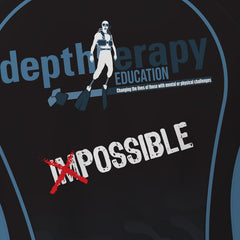 Deptherapy Tech Tee
