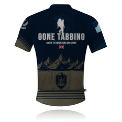 Gone Tabbing Mavericks & Misfits Cycling Shirt