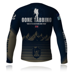 Gone Tabbing Mavericks & Misfits Long Sleeve Tech Tee