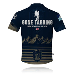 Gone Tabbing Mavericks & Misfits Tech Polo