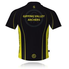 Gipping Valley Archers Womens Tech Polo