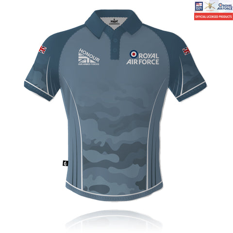 Honour Our Armed Forces Royal Air Force - Tech Polo