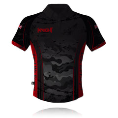 V9 Knight Sportswear Camouflage Tech Polo Shirt 2021