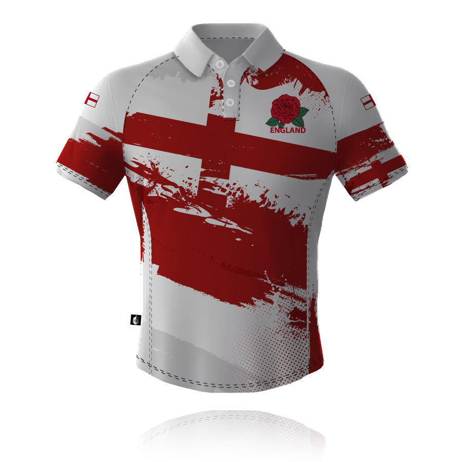 Knight Sportswear 2021 England - Tech Polo