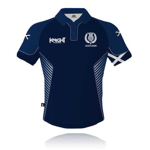 Knight Sportswear 2021 Scotland - Tech Polo