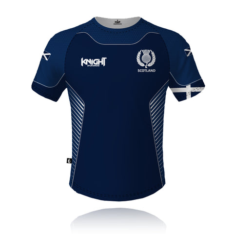Knight Sportswear 2021/2022 Scotland - Tech Tee