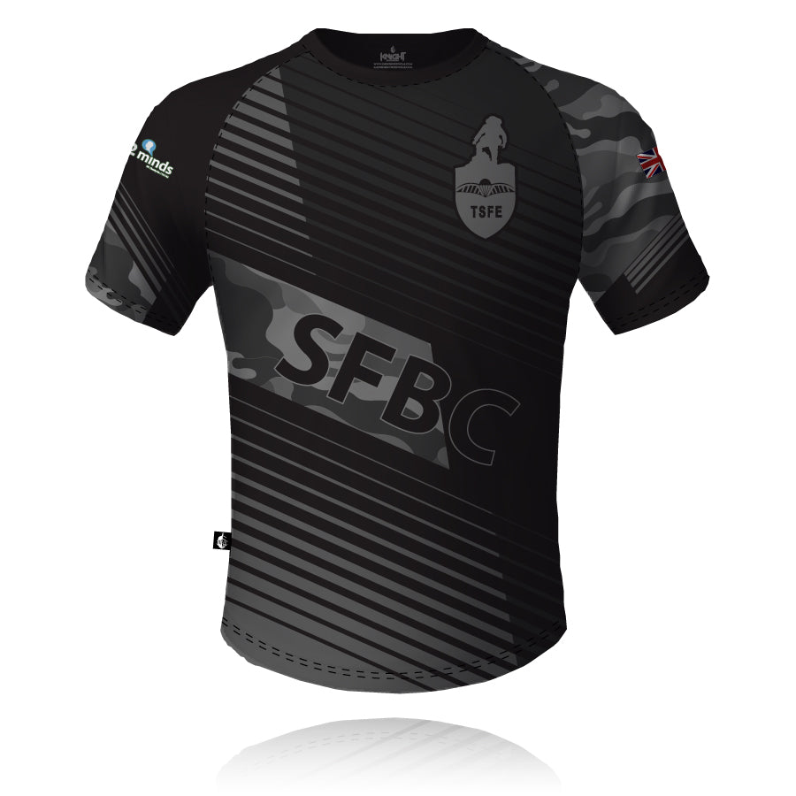 TSFE Base Camp Sublimated Tech Tee