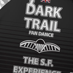 TSFE Dark Trail- Fan Dance Sublimated Tech Tee