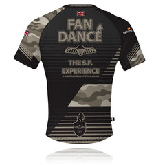 TSFE Fan Dance Sublimated Tech Tee