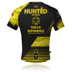 TSFE Hunted - Fan Dance Sublimated Tech Tee
