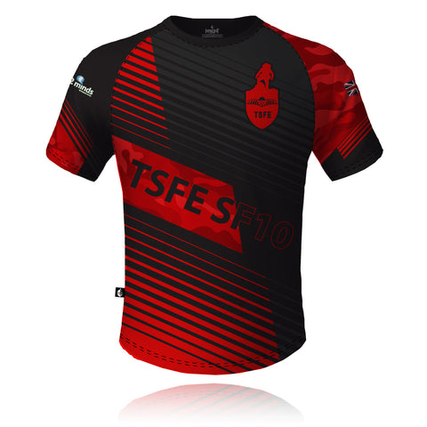 TSFE SF10 Sublimated Tech Tee