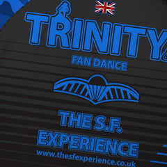 TSFE Trinity - Fan Dance Sublimated Tech Tee