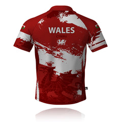 Knight Sportswear 2021 Wales - Tech Polo