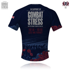 Combat Stress/R2R 1914-1918 WW1 Tech Tee