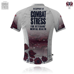 Combat Stress/R2R 2019-2020 Cycling Shirt
