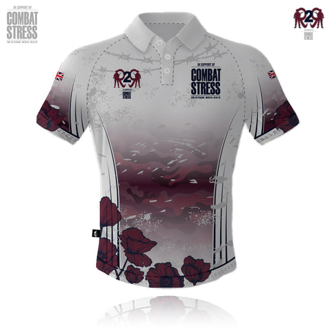 Combat Stress/R2R 2019-2020 Tech Polo
