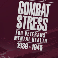 Combat Stress/R2R 1939-1945 WW2 Tech Polo