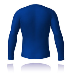 Baselayer Top Royal - Knight Sportswear  - 2